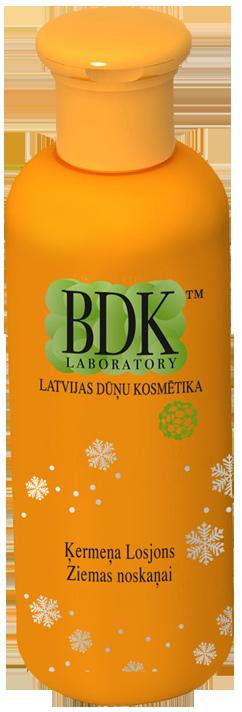 BDK Laboratory ķermeņa losjons ziemas noskaņai